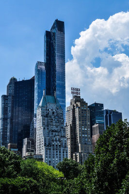 Aussicht aus dem Central Park