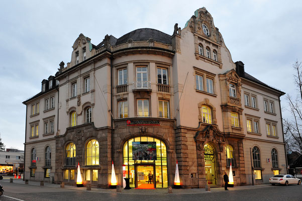 Rosenheim, Foto: Marcus Schlaf