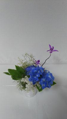 下呂市 生け花 はいから和生活。 花 池坊