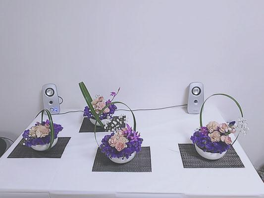 下呂市 生け花教室 はいから和生活。 花 池坊