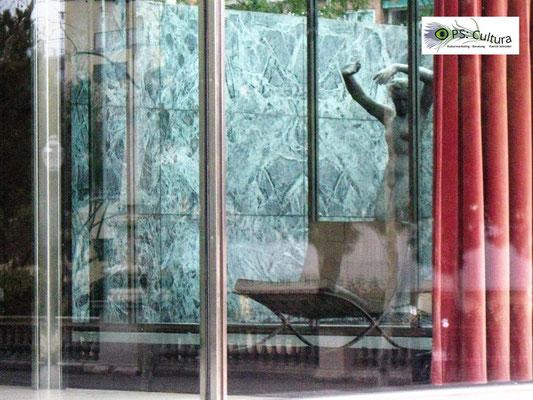 L. Mies van der Rohe Pavillon, Barcelona ©Patrick Schröder