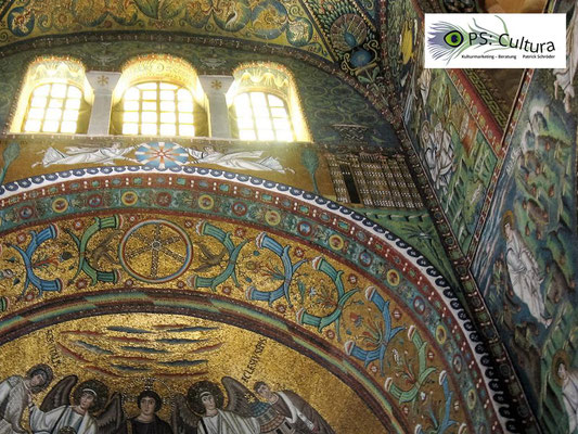 San Vitale, Ravenna ©Patrick Schröder