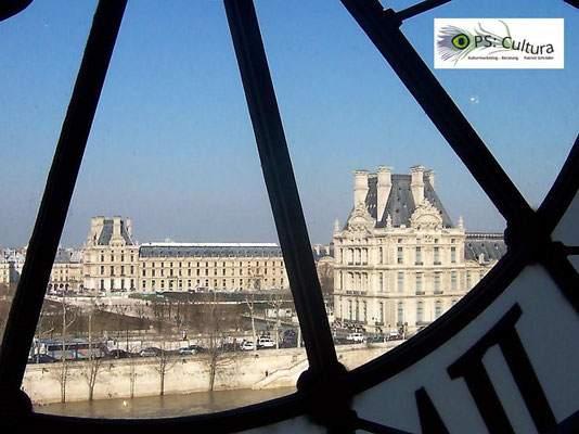 Musée d'Orsay, Paris ©Patrick Schröder