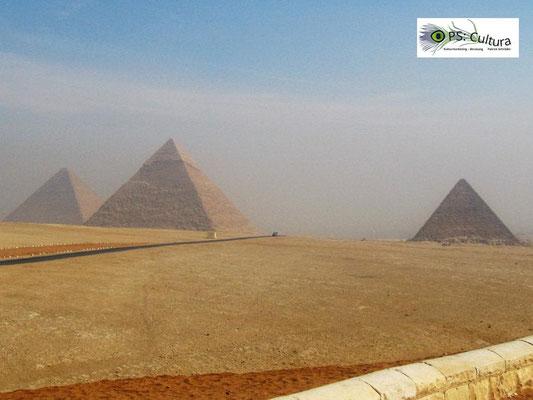 Pyramiden, Gizeh ©Patrick Schröder