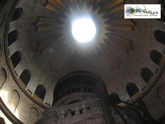 Grabeskirche, Jerusalem ©Patrick Schröder