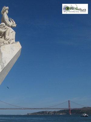 Denkmal der Entdecker, Lissabon ©Patrick Schröder