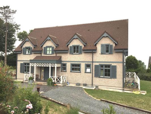 Maison d'habitation Blonvile