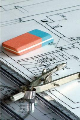 Ausmessen und Plan zeichnen für Büro, Archiv, Geschäft, Lagerflächen