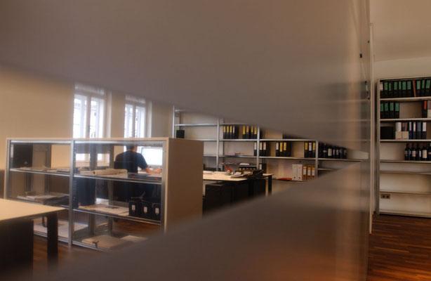 Regaleinrichtung Büro - Regale & Regalsysteme namenhafter Hersteller - zu kaufen bei lagerconsulting.at