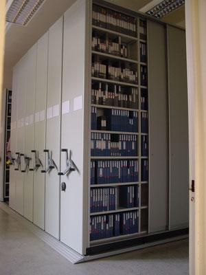 Rollregal Archiv