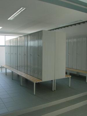 Spinde - Garderoben - zu kaufen bei lagerconsulting.at