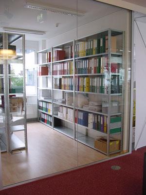 Regal für Büro (Akten, Ordner) - zu kaufen bei lagerconsulting.at
