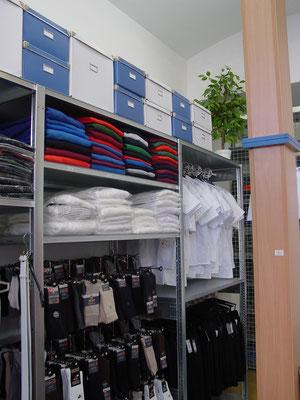 Regal für Kleidung (Begehbarer Schrank, Kleiderregal)
