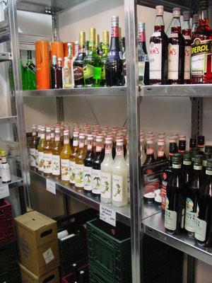 Flaschenregal Regalablage für Flaschen
