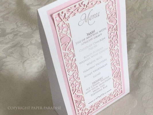 Fine Stationery Wedding Invitations: Paper Paradise, Home Of Fine Papers