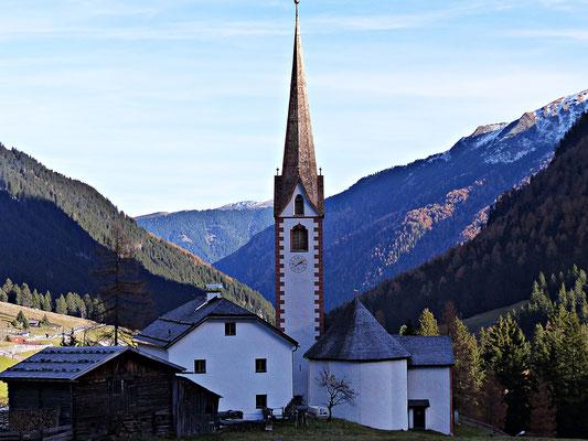 Die Kirche von St. Sigmund