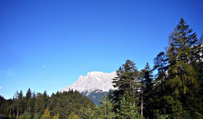 Im Zugspitzgebiet