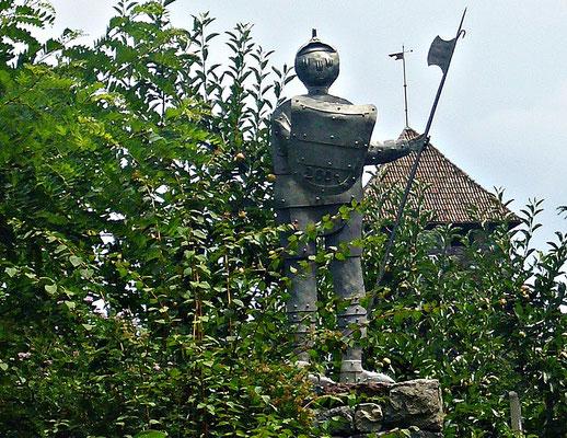Ritter bei Eppan