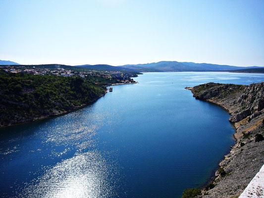 Kanal von Maslenica