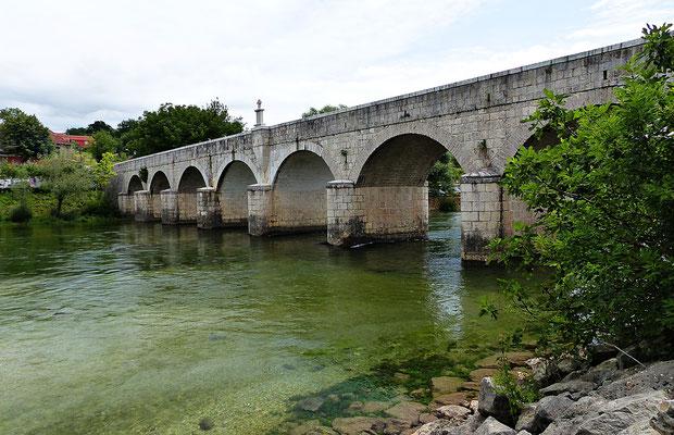 Die Brücke von Romin