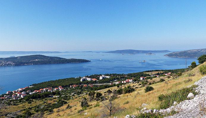 Ausflüge in Kroatien