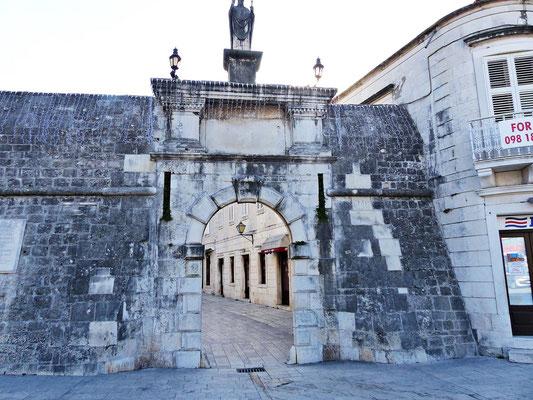 Eingangstor zur Altstadt
