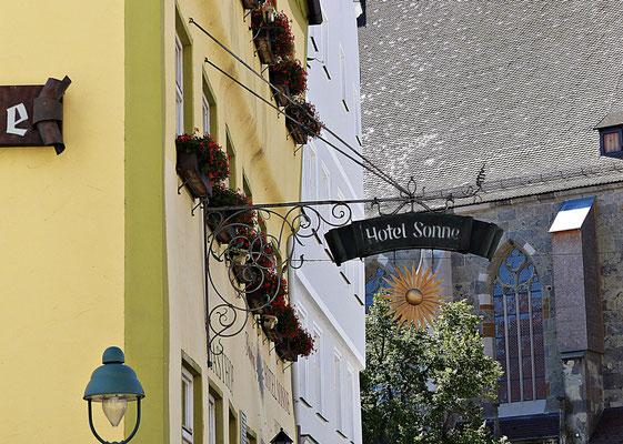 Nasenschild in Bayern