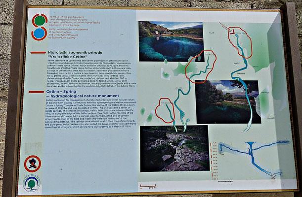 Beschreibung der Höhlen