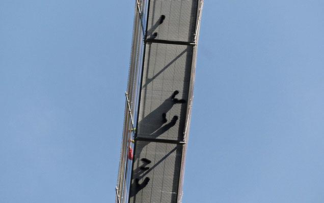 Bei der Highline 179