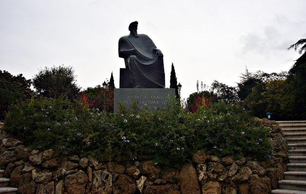 Statue von Krasimir