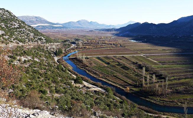 Das Tal von Stasevica