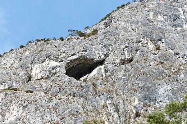 Klettersteig bei Zirl