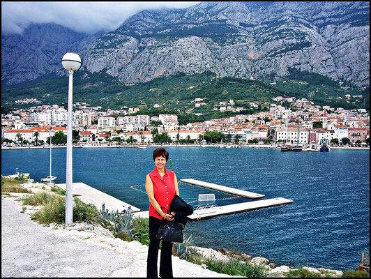 Mein Engel in Makarska