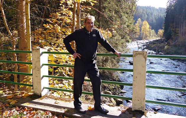 Der alte Mann in Böhmen