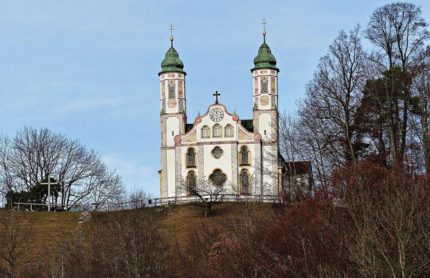 Der Kalvarienberg