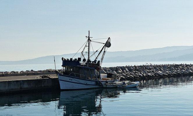 Schönes Fischerboot
