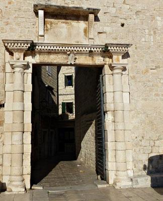 Das andere Eingangstor zur Altstadt