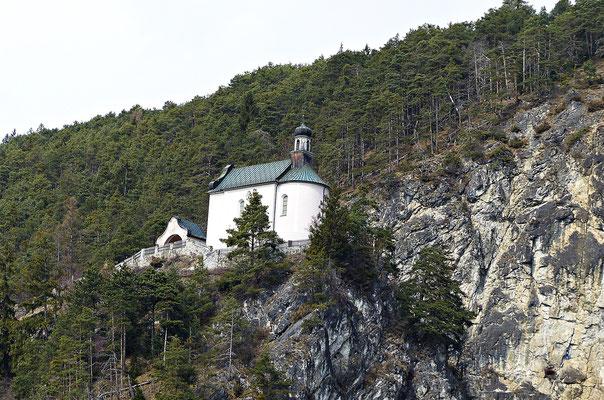 Burg bei Zirl