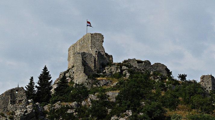 Burg von Obrovac