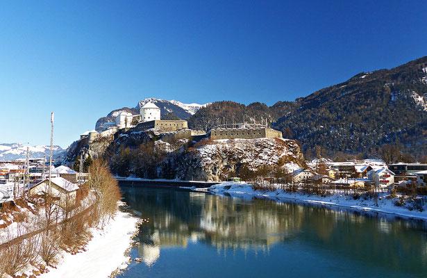 Die Festung von Kufstein