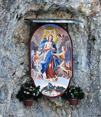 Marterl aus Oberammergau