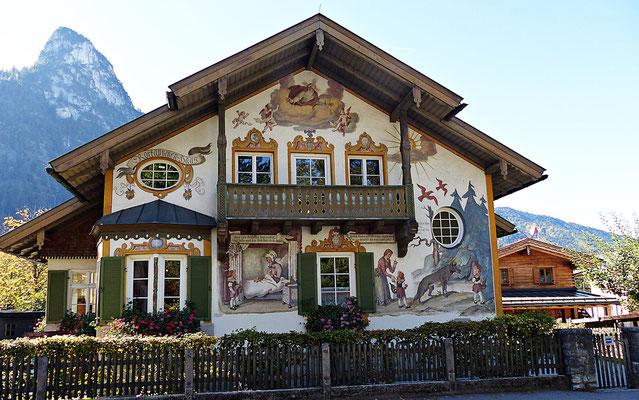Das Rotkäppchen Haus
