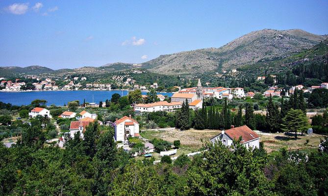 Hinter Dubrovnik