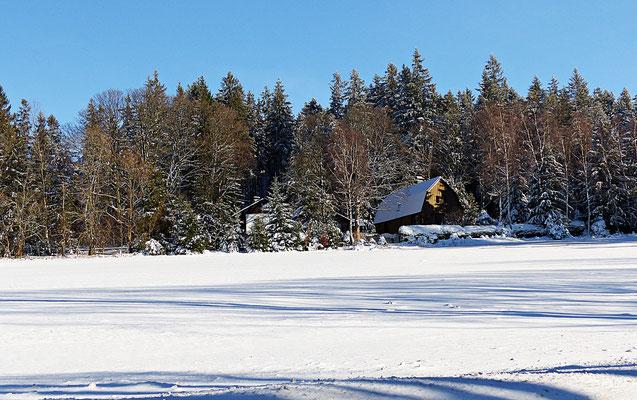 Tschechien im Winter 2017