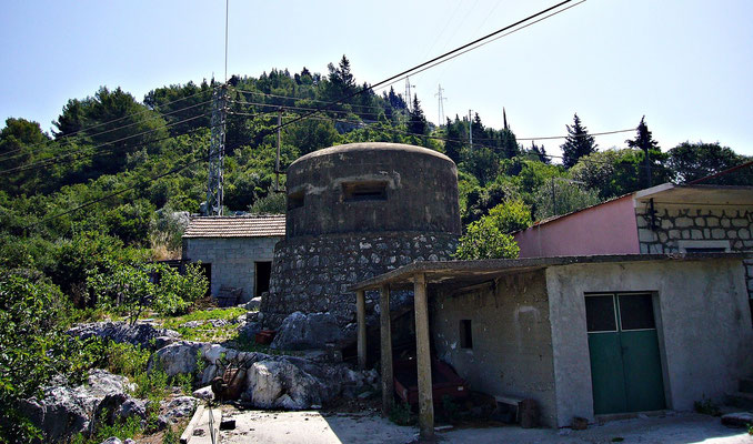 Der Italienische Bunker