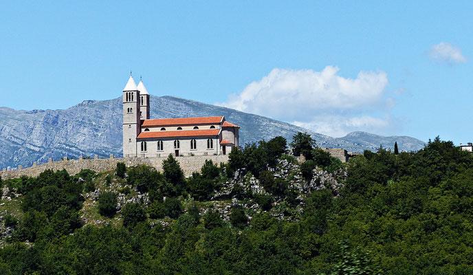 Kirche bei Knin