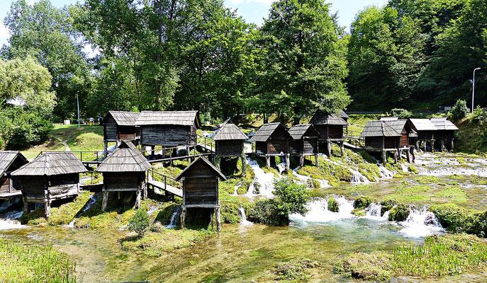 Die Wassermühlen