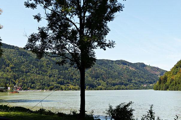 An der schönen Donau