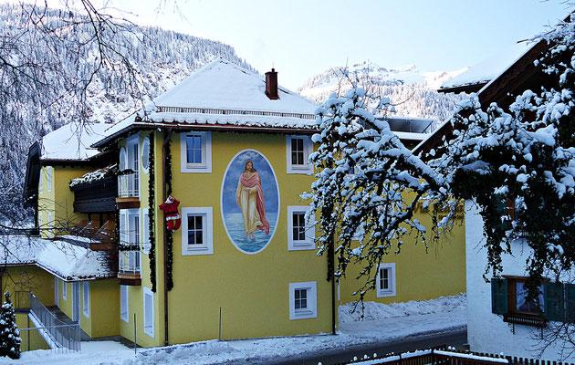 Lüftlmalerei in Tirol