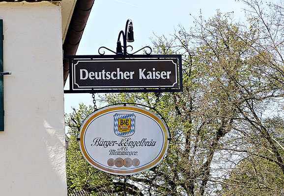 Nasenschild in Weißenhorn